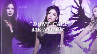 don't call me angel [angel skull] *•.¸♡ thank u, subs