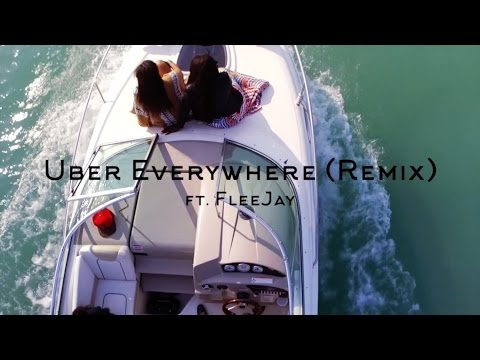 eLVy the God - Uber Everywhere [Remix] ft. FleeJay