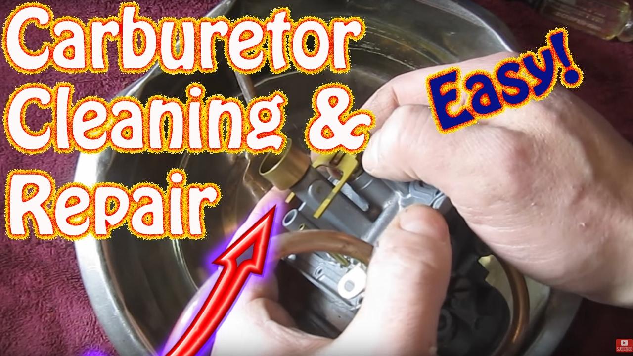 Honda Small Engine >> How to Disassemble and Clean a Mikuni Carburetor - DIY Snowmobile, Mower, ATV Carburetor Repair ...