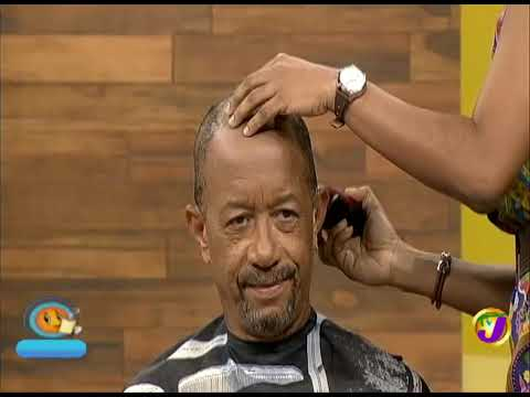 A Winner Shaves it Off (Smile Jamaica) January 1 2018