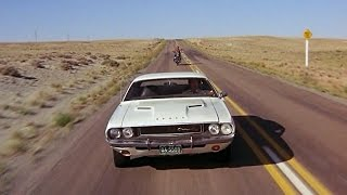 Vanishing Point (1971) - Music Video - Roadhouse Blues