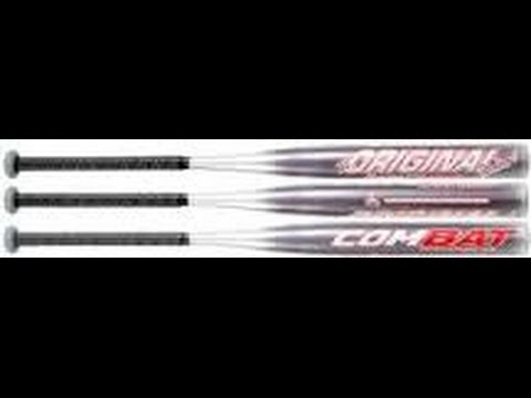 Senior Softball Bat Reviews (COMbat Da Bomb)
