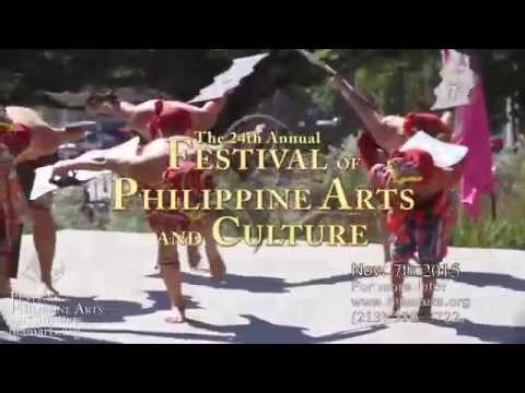 The 24th Annual Festival of Philippine Arts & Culture FPAC24