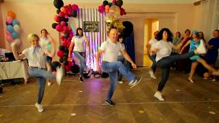 Супер танец родителей на выпускном! г.Хойники