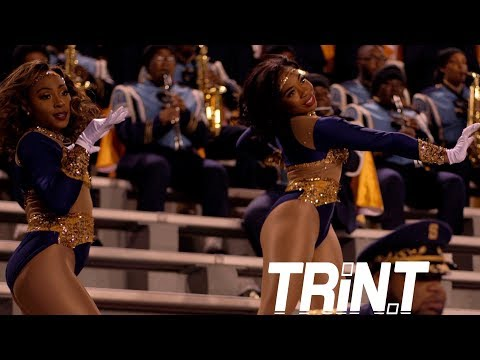 All Around the World | Southern University Fabulous Dancing Dolls (2018) | 5th Quarter vs. UAPB