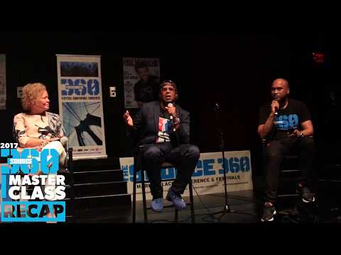 SOURCE360 Masterclass featuring MASTER P and DEBRA LEE