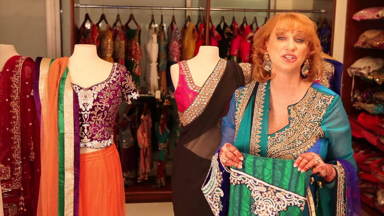 a893d2d71b Traditional Indian Outfits for Girls   Women   Indian Wedding Attire -  YouTube