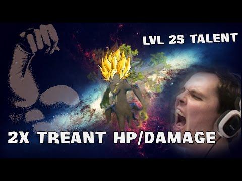 The Power Of LVL 25 Treants