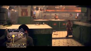 The Order: 1886 (PS4) - Controls and Gameplay Trailer! (1080p HD)