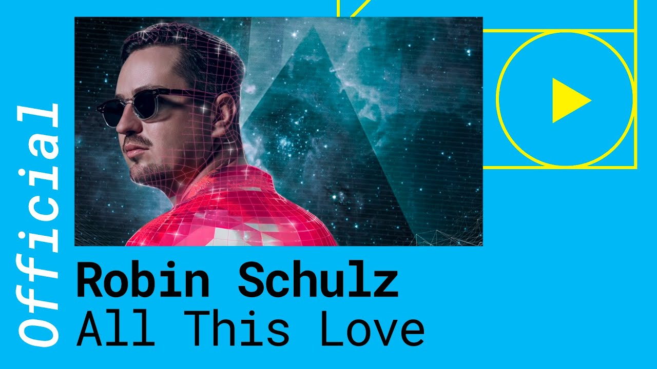 Robin Schulz - All This Love (feat  Harlœ) (Official Lyric Video)