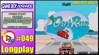 GBA Longplay Sega Arcade Gallery: Out Run