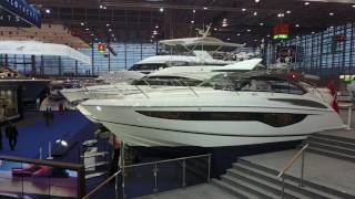 Princess Yachts at boot Dusseldorf 2017