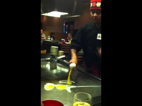 Egg Flipping @ Osaka