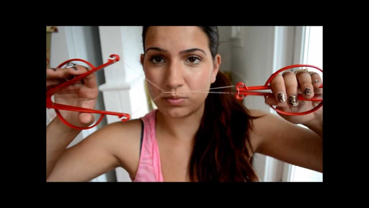 Helix Thread Ease Hair Removal System Tutorial And Review Bloopers