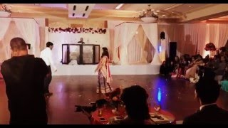 TulShree Reception Dance