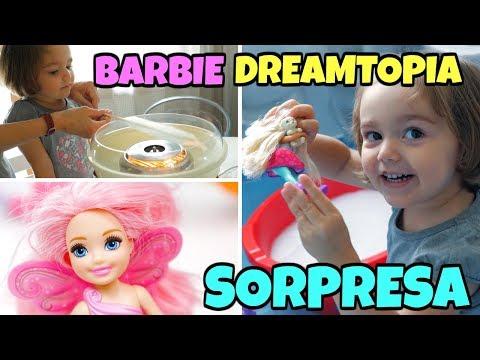 ANDIAMO A DREAMTOPIA con Barbie, Chelsea e Matilde