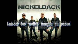 If today was your last day - Nickelback Traduction/Translation