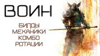 Guild Wars 2. Воин/Warrior. Билды, механики, ротации, комбо.