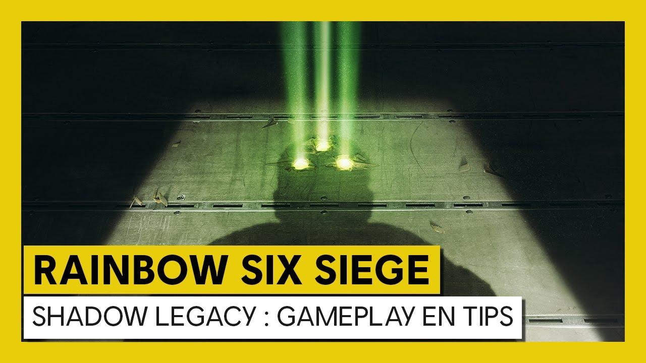 Tom Clancy's Rainbow Six Siege – Shadow Legacy : Gameplay en Tips thumbnail