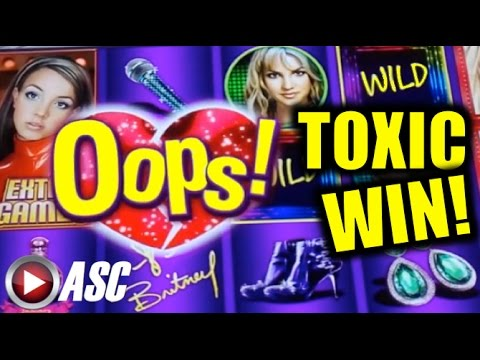 *NEW* BRITNEY SPEARS SLOT - OOPS! I DID IT AGAIN (TOXIC ...