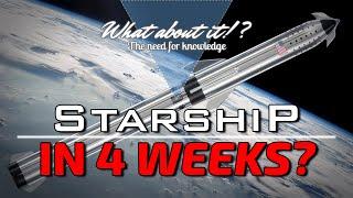 SpaceX Starhopper 150 Meter Test Flight - NEW Starship Presentation Date! NEW Prototype Schedule!