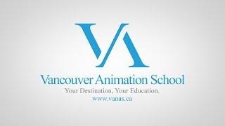 Vancouver Animation School at Vancouver Fan Expo 2018