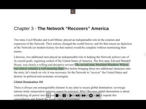 Tragedy And Hope 101 - Chapter 3 - The Network Recovers America