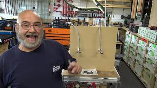 How to install Rinnai's thermal bypass valve on the RUR series heaters.