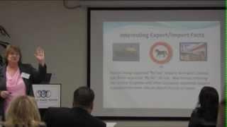 U.S. Import/Export Compliance Regulations