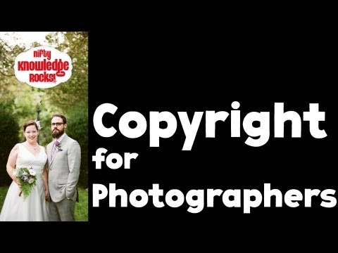 Photography Copyright 101 - Photographer Business