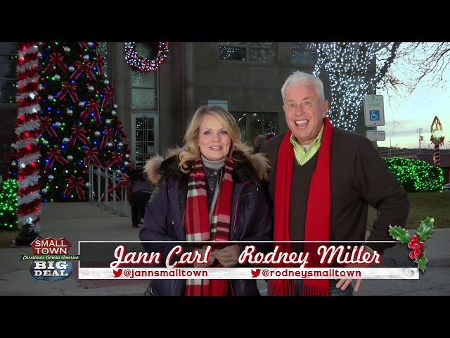 Christmas: Old School (Santa School/Main Street Bethlehem) - Midland, MI and Burnet, TX
