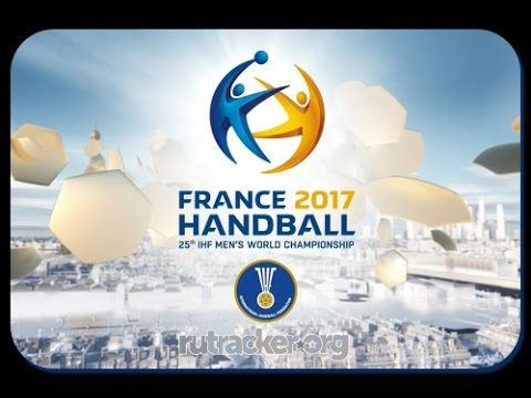 Croatia Egypt Handball World Championship Play Offs 1/8 finals 2017