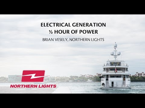 Brian Vesely, Northern Lights - Electrical Generation 1/2 Ho