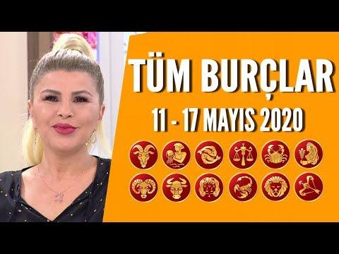 TÜM BURÇLAR | 11 - 17 Mayıs 2020 | Nuray Sayarı'dan haftalık burç yorumları
