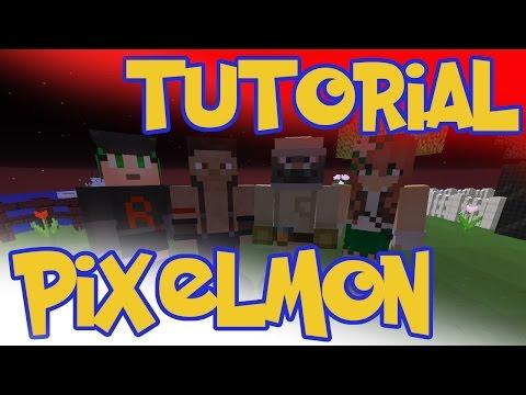 Npc Editor / Trainer commands ▻ Tutorial ▻ Pixelmon 5 0 3 Deutsch