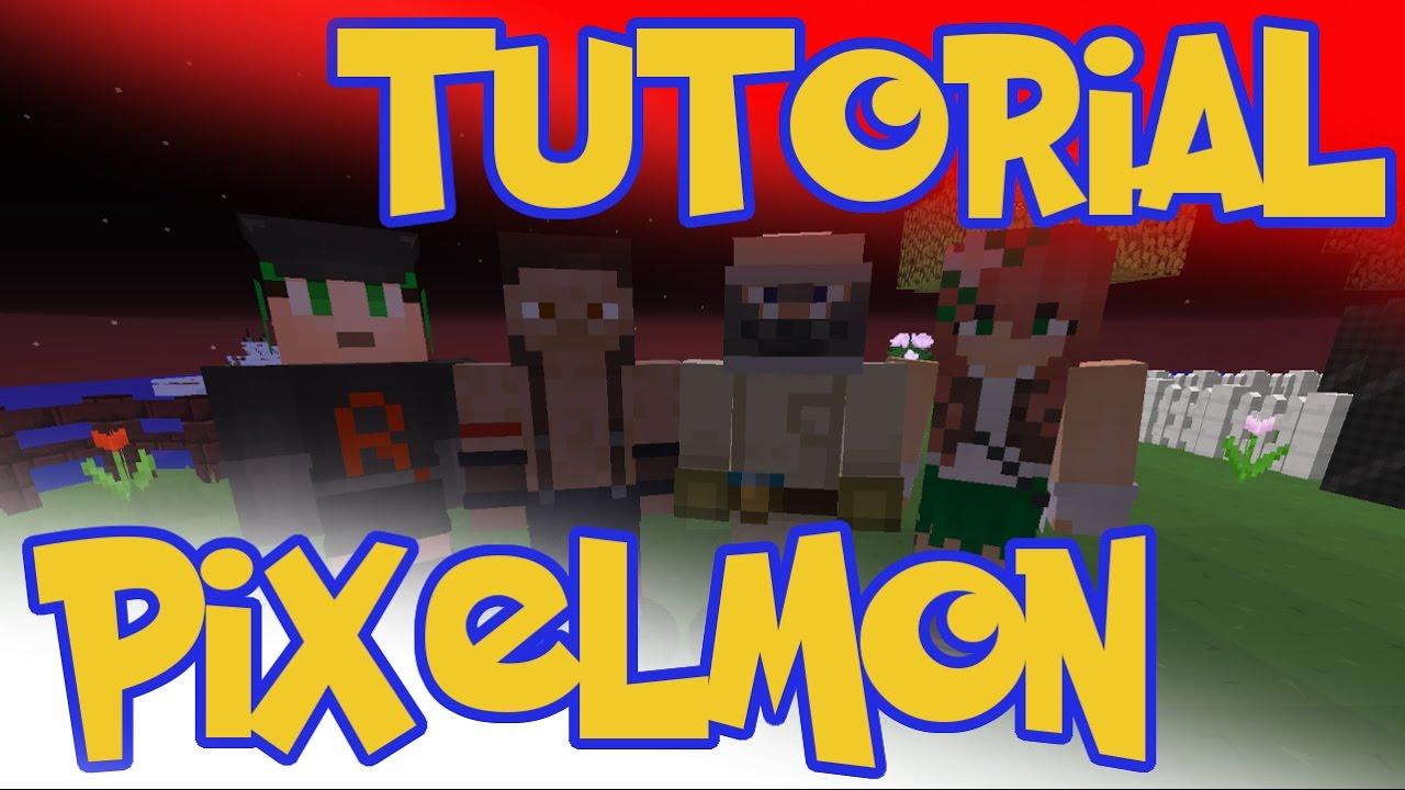 Npc Editor / Trainer commands ► Tutorial ► Pixelmon 5 0 3 Deutsch