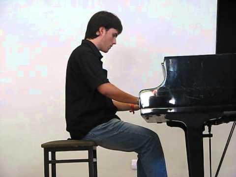 Concierto egreso Felipe Sosa - C. Debussy, Arabesque no.1
