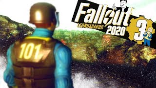 FALLOUT 3 2020 MODS #4 ☢️ WIE IST DAS MÖGLICH ❓ Fallout 3 2020 Deutsch