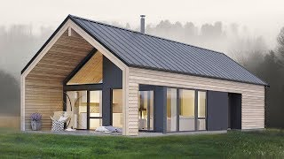 Amazing Simple And Elegant Koia Modern Cabin From Norgeshus