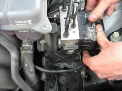 Uitbouw Reparatie Abs Pomp Module Audi A4 A6 A8 Vw Passat