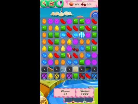 Candy Crush 92 detailed strategy 附文字详细攻略- YouTube
