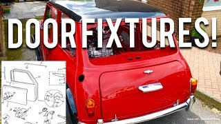 Classic Mini Restoration | Door Fixtures