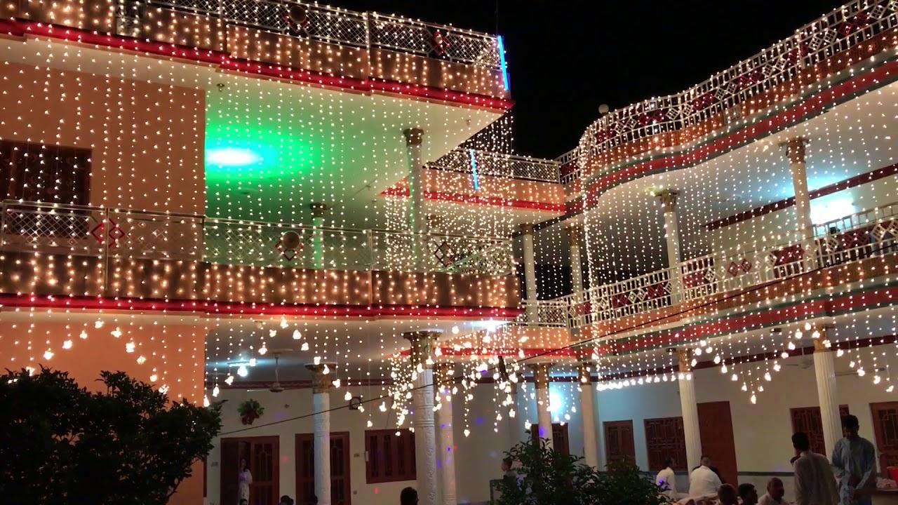 Wedding Lights Pakistan Youtube