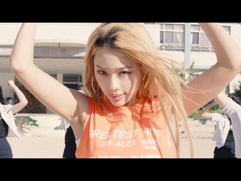 [스쿨오브미소] #8 미소(MiSO) 와 경남 개운중학교 FLOWER 학생들과 낄끼빠빠(KKPP) 댄스 dance challenge^^