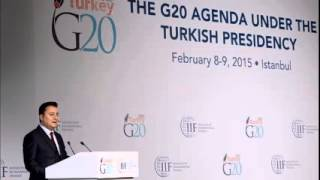 Istanbul G-20 meeting starts with growth focus