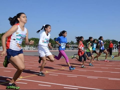 cbse athletics meet 2013