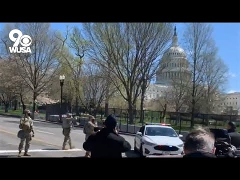 US Capitol on Lockdown After Vehicle Attack; Officer and Suspect ...