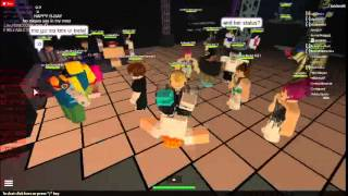 Roblox Az and toad dance