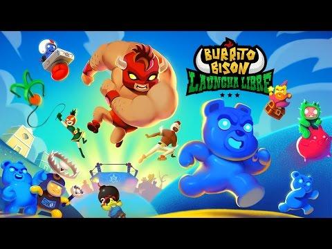 BURRITO BISON LAUNCHA LIBRE ✔ BURRITO BISON AND FRIENDS | Games For Kids