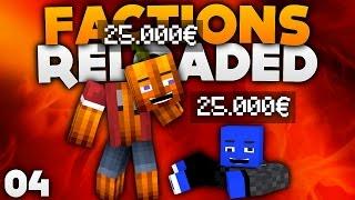 KOPFGELD AUF UNS AUSGESETZT! - Minecraft Factions RELOADED #4 | DieBuddiesZocken